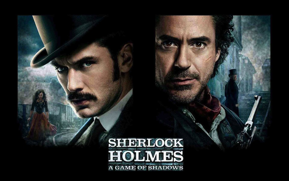 MOVIE REVIEW - Sherlock Holmes: A Game of Shadows